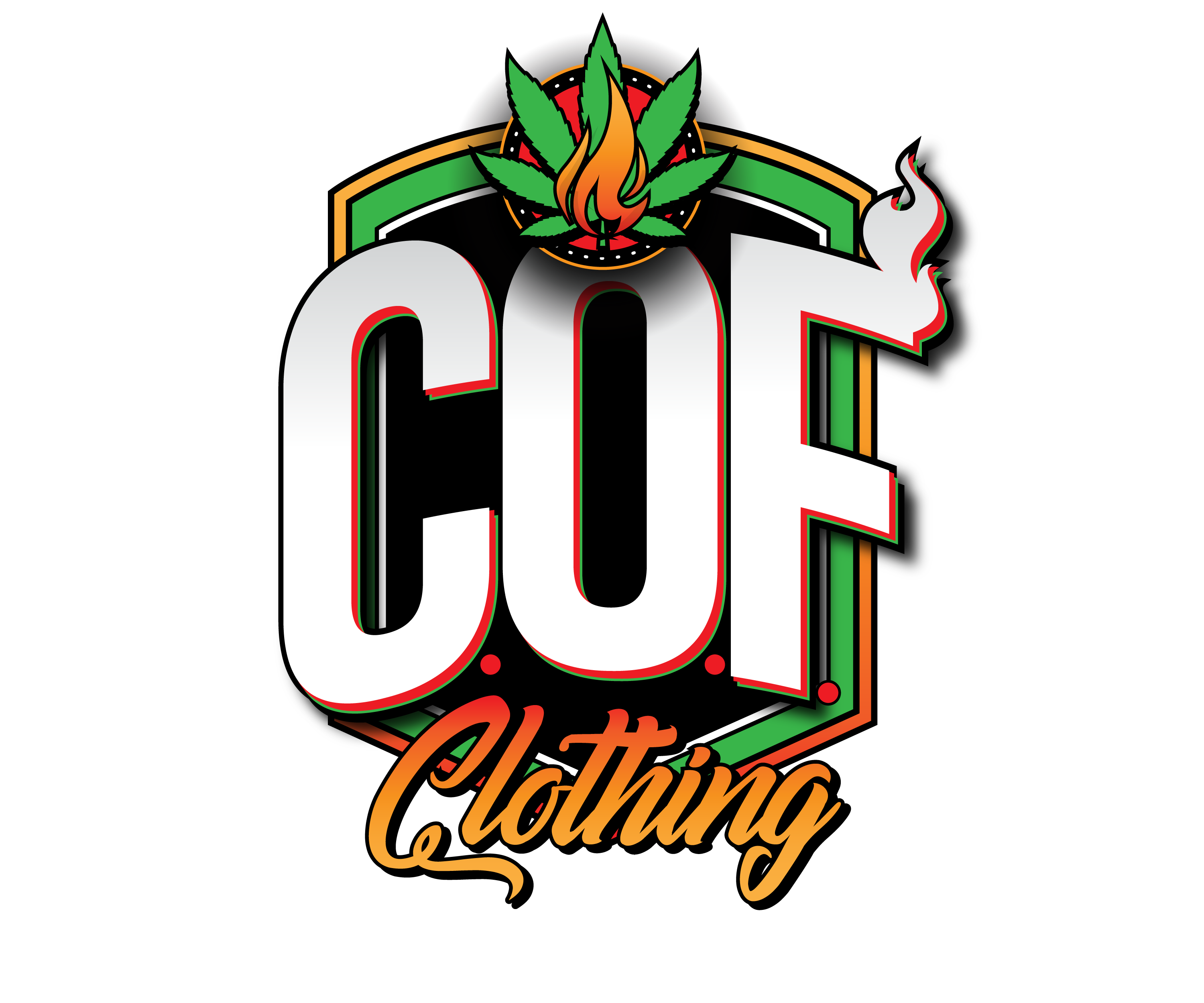 Clones On Fire Clothing